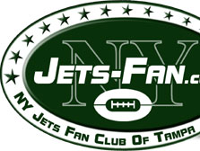 New York Jets Fan Club of Tampa Banner