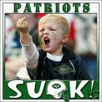 Patriots Suck - Lets do the Jets Chant!