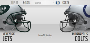 New York Jets vs Indianapolis Colts - 2015-Week-02