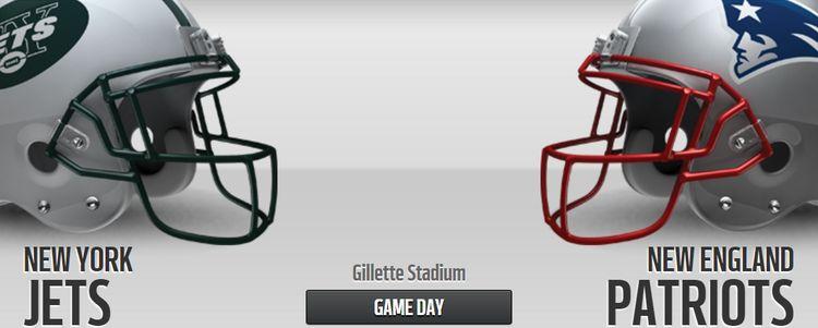 New York Jets vs New England Patriots - 2015-Week-07