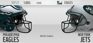 Jets vs Eagles - Week 03, 2015